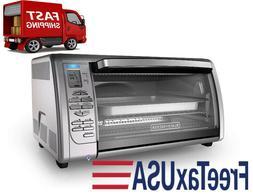 Countertop Convection Toaster Oven, Silver, CTO6335S