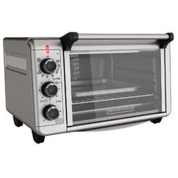Countertop Pizza Kitchen Toaster Convection Oven Stainless S