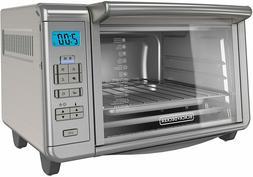 Countertop Toaster Oven 6 Slice Digital Convection Toaster O