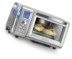Cuisinart CSO-300N1 Steam and Convection Oven, Stainless Ste
