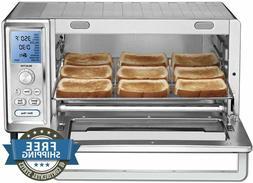 Cuisinart Convection Toaster Oven LCD Digital Slice Bake Bro