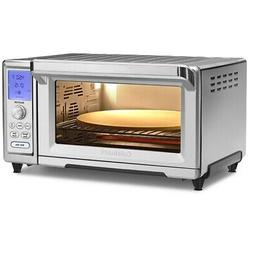 Cuisinart Toaster Convection Oven Rotisserie Stainless Steel