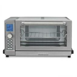 Cuisinart TOB-135N Deluxe Convection Toaster Oven Broiler, S