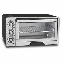 Cuisinart Custom Classic Toaster Oven Broiler, Stainless Ste