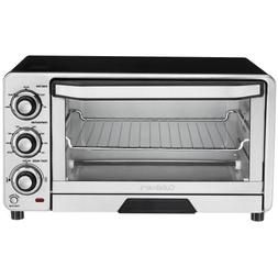 Cuisinart Custom Classic Toaster Oven Broiler - RAW  Stainle