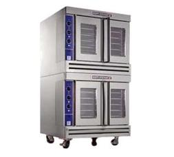 Bakers Pride Cyclone BCO-E2 Full Size Double Electric Convec