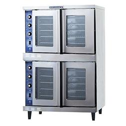 Bakers Pride Cyclone Double Deck Convection Oven
