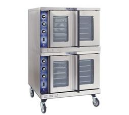 Bakers Pride Cyclone GDCO-E2 Full Size Double Electric Conve