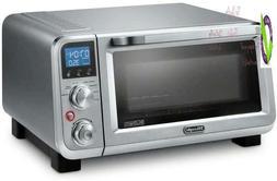 De'Longhi Eo141040S Livenza Compact Digital Oven, 0.5 Cu. Ft