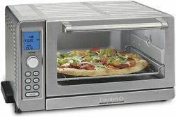 Cuisinart Deluxe Convection Toaster Oven Broiler | Stainless