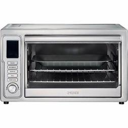 deluxe convection toaster oven stainless steel model