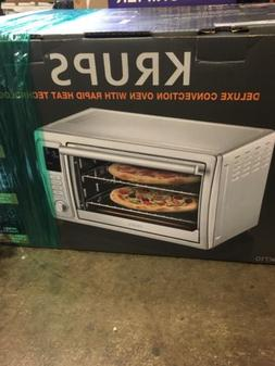 deluxe convection toaster oven stainless steel ok710d51