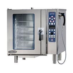 Deluxe Pressure less Convection Oven/Steamer CombiOven, 10-1