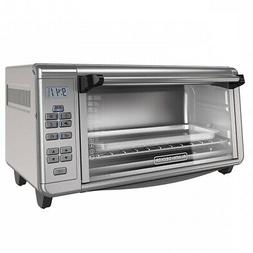 8-slice Digital Extra-wide Toaster Convection Ovens Countert