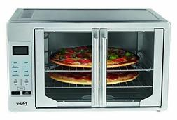 Oster Digital French Door Counter Top Stainless Steel Oven w