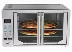 Oster Digital French Door Countertop Oven Turbo Convection M