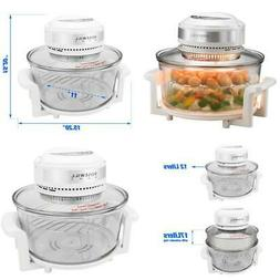 Rosewill Digital Infrared Halogen Convection Oven, stainless