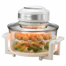 Rosewill-Digital-Infrared-Halogen-Convection-Oven-stainless-