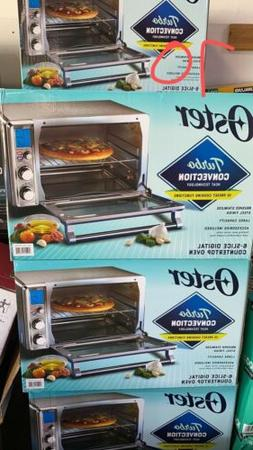 Oster Digital Stainless Steel Countertop Turbo Convection Ov