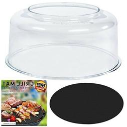Dome Compatible with NuWave Oven PRO PLUS Models for Infrare
