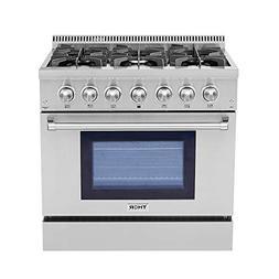 Thor Kitchen HRD3606U Range
