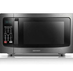 Toshiba EC042A5C-BS Microwave Oven w/ Convection Smart Senso