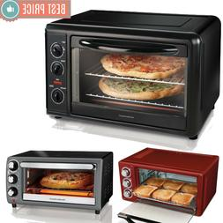 Hamilton Beach Electric Convection Oven Countertop 6 Slice T