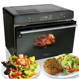 electric countertop multifunction convection oven