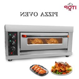 ITOP Electric <font><b>Oven</b></font> Cake Pizza Roasted Ch