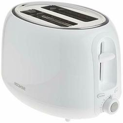 2 Slice Electric Toaster Color: Solid White