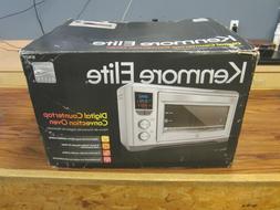 Kenmore Elite Digital Countertop Convection Oven Model 08767