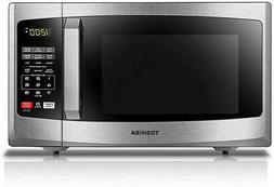 Toshiba EM925A5A-SS Microwave Oven with Sound On/Off ECO Mod