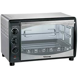 Sharp Eo-42K-3 1800W 42-Liter Electric Toaster Oven with Con