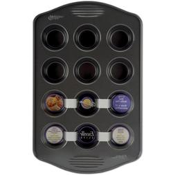 Excelle Elite Mini Muffin Pan-12 Cavity 2X.75