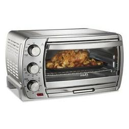 Oster Extra Large Countertop Convection Oven, Stainless Stee
