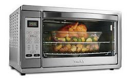 Oster Extra Large Digital Toaster Oven Convection Bake Stain