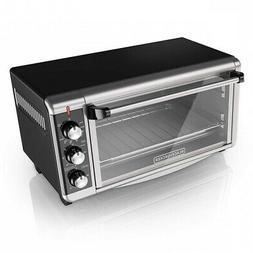 8 Slice Extra Wide Toaster Convection Ovens Countertop With