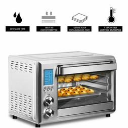 Family Toaster Oven Convection Toaster Oven Baking&Broiling