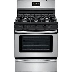 Frigidaire FFGF3052TS 30 Inch Gas Freestanding Range with 5