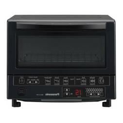 Panasonic FlashXpress Compact Toaster Oven with Double Infra