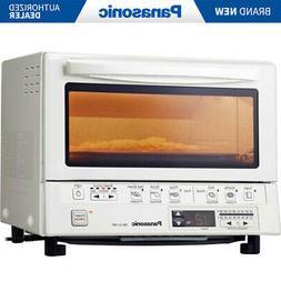 Panasonic FlashXpress Toaster Oven NB-G110PW - White