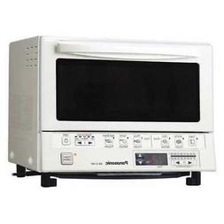 PANASONIC NB-G110PW FlashXpress Toaster Oven, White