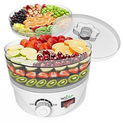 NutriChef PKFD08 Small Countertop Appliance One Size White