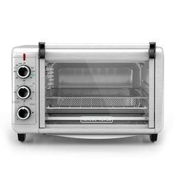 FREE SHIPPING - Black & Decker Crisp N' Bake Air Fry Toaster