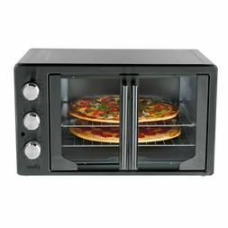 Oster French Door Countertop Oven with Turbo Convection Heat