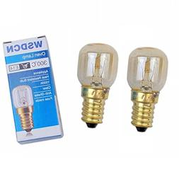 2 Pack Fulfilled By Amazon Wsdcn Compatible Bulb For Whirlpo