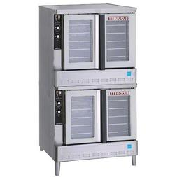 Blodgett Gas Convection Oven - Double Stack Ovens - Deep Dep