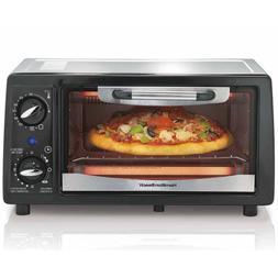 Hamilton Beach 31134 4 Slice Capacity Toaster Oven  Brand Ne