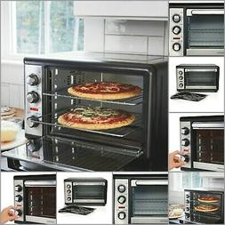 Hamilton Beach XL Convection Oven with Rotisserie Stainless