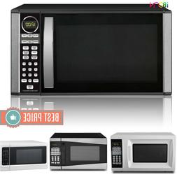 HamiltonBeach Microwave Oven CounterTop Stainless Steel Digi